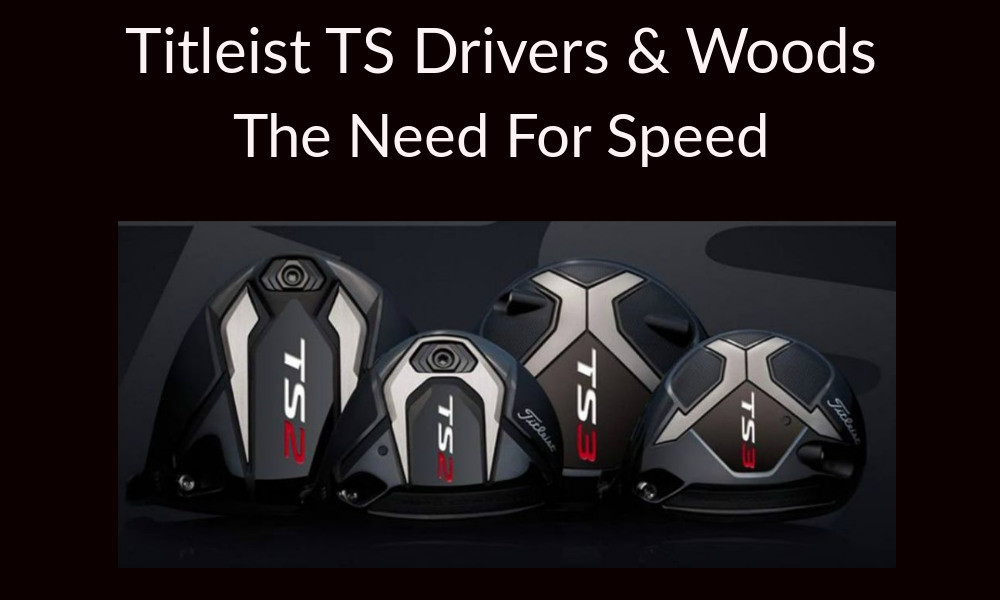 Titleist TS Woods