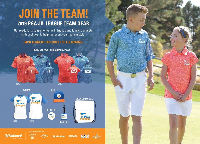 PGA jr team